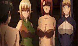 Isekai Harem Monogatari Episódio 01